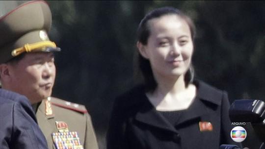 Irmã de Kim Jong-un visitará Coreia do Sul durante Jogos de Inverno