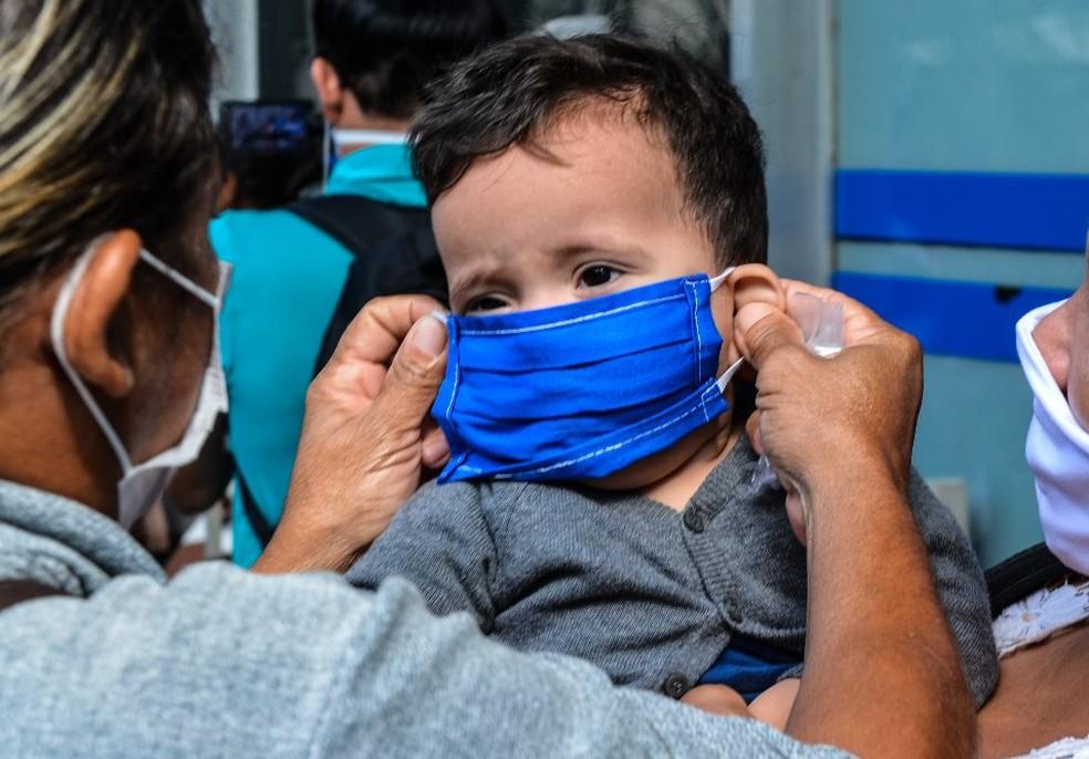 Casos confirmados da Covid-19 em crianças sobe para 14 no Piauí; pediatra orienta | Piauí | G1