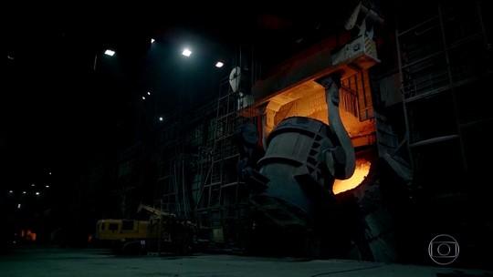 Estados Unidos sugerem ao Brasil cotas para exportação do aço