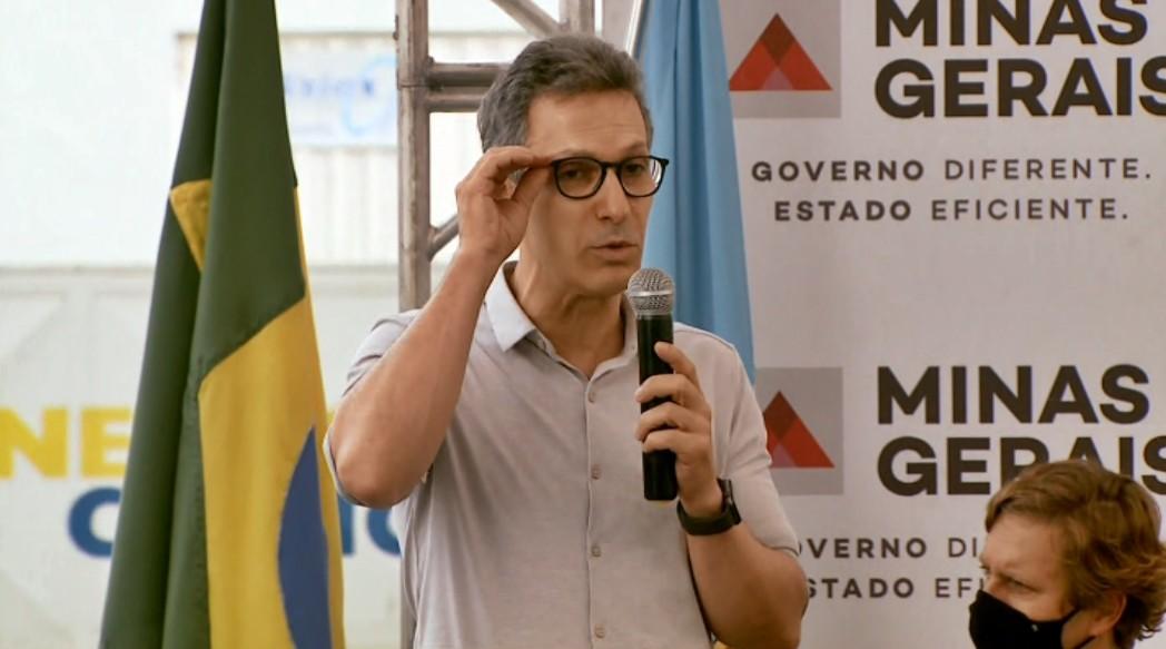 'Tudo indica que sim', diz Zema sobre carnaval de 2022 em Minas Gerais
