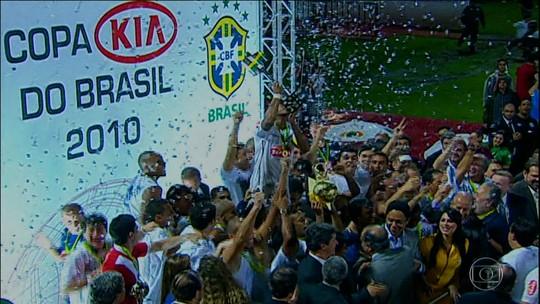 A única vez a gente nunca esquece! Os times que ganharam apenas uma vez a Copa do Brasil