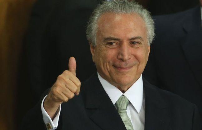 Michel Temer, presidente da República (Foto: Marcelo Casal Jr./Agência Brasil)