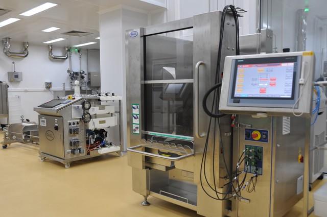 Instalações da Fiocruz vão produzir o IFA para a vacina da Covid — Foto: Divulgação