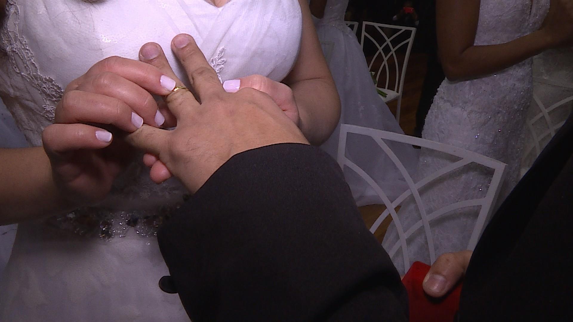 Inscrições para casamento comunitário em Petrolina encerram nesta terça-feira (26)
