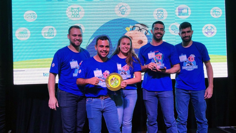 vacathon-campeões-2019 (Foto: Divulgação)