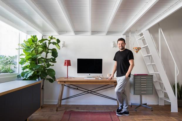 Lufe Gomes lança sua primeira linha de mobiliário (Foto: Divulgação)