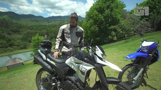 Yamaha Lander 250 ABS chega por R$ 16.990