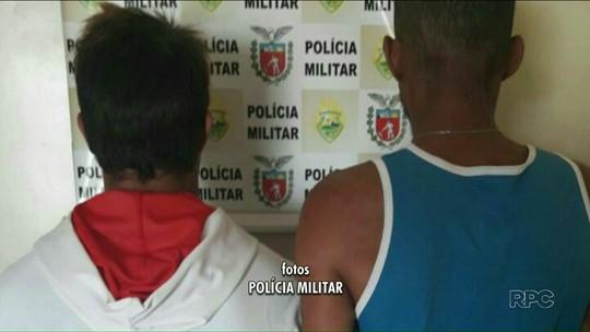 Polícia prende suspeito de furtar a Igreja Matriz de São João do Caiuá