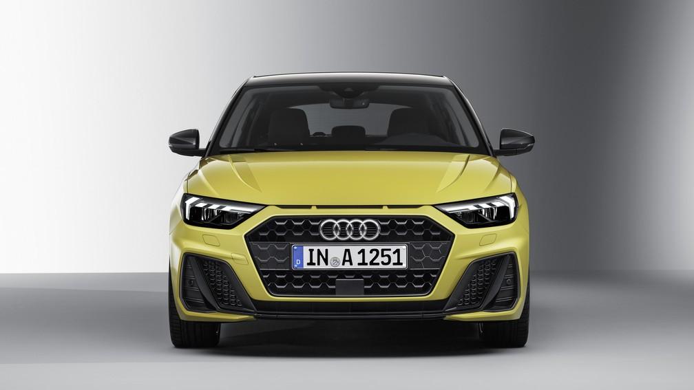 Audi A1 (Foto: Divulgação)