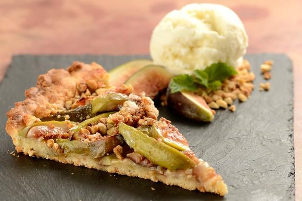 Crostata de Figo (Foto: Divulgação)