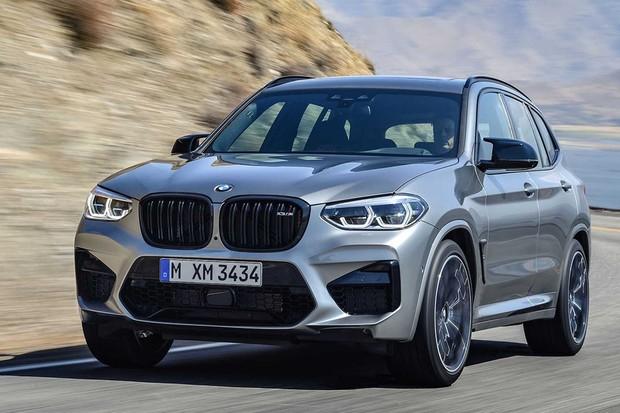 BMW X3 M Competition em pré-venda (Foto: Divulgação)