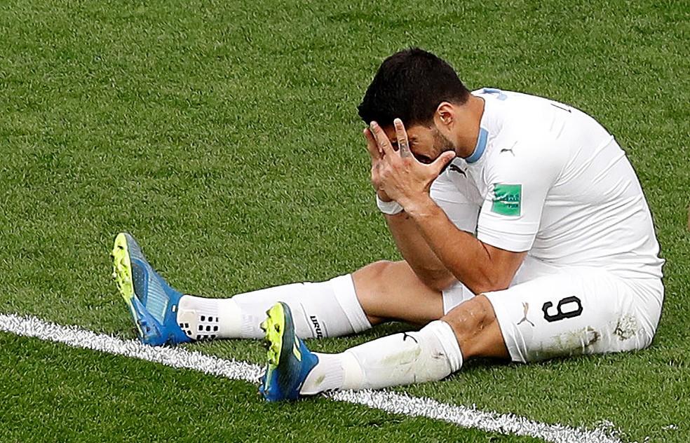 Suárez lamenta gols perdidos na estreia: 'Não estive à altura' (Foto: Reuters)