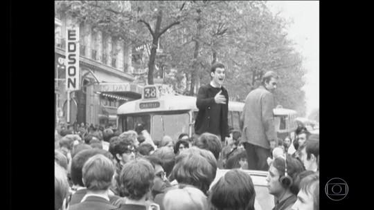 Em maio de 68, jovens levantaram suas vozes e influenciaram gerações