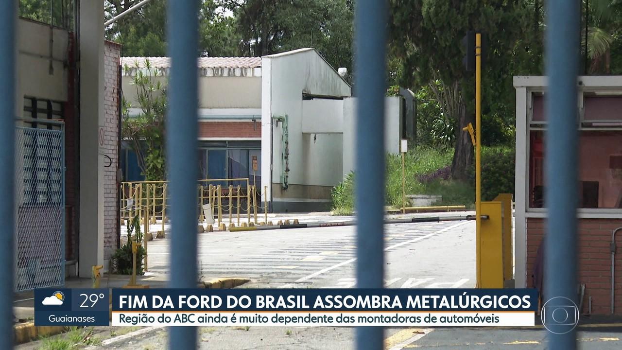 ABC paulista tenta encontrar nova vocação econômica com fechamento de montadoras
