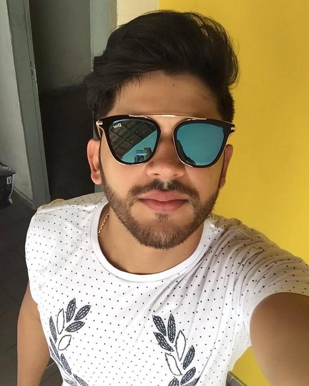 Orlando Filho foi morto a tiros na cidade de Monte Alegre, no Rio Grande do Norte (Foto: Reprodução/Facebook)