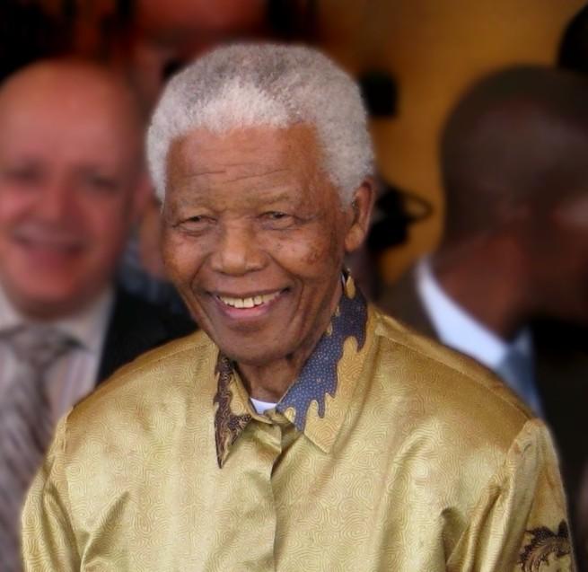 Nelson Mandela completaria 100 anos em 18 de julho (Foto: Wikimedia Commons)