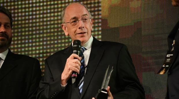 Pedro Parente, da BRF e ex-Petrobras, foi o Executivo Empreendedor do Ano (Foto: Divulgação)