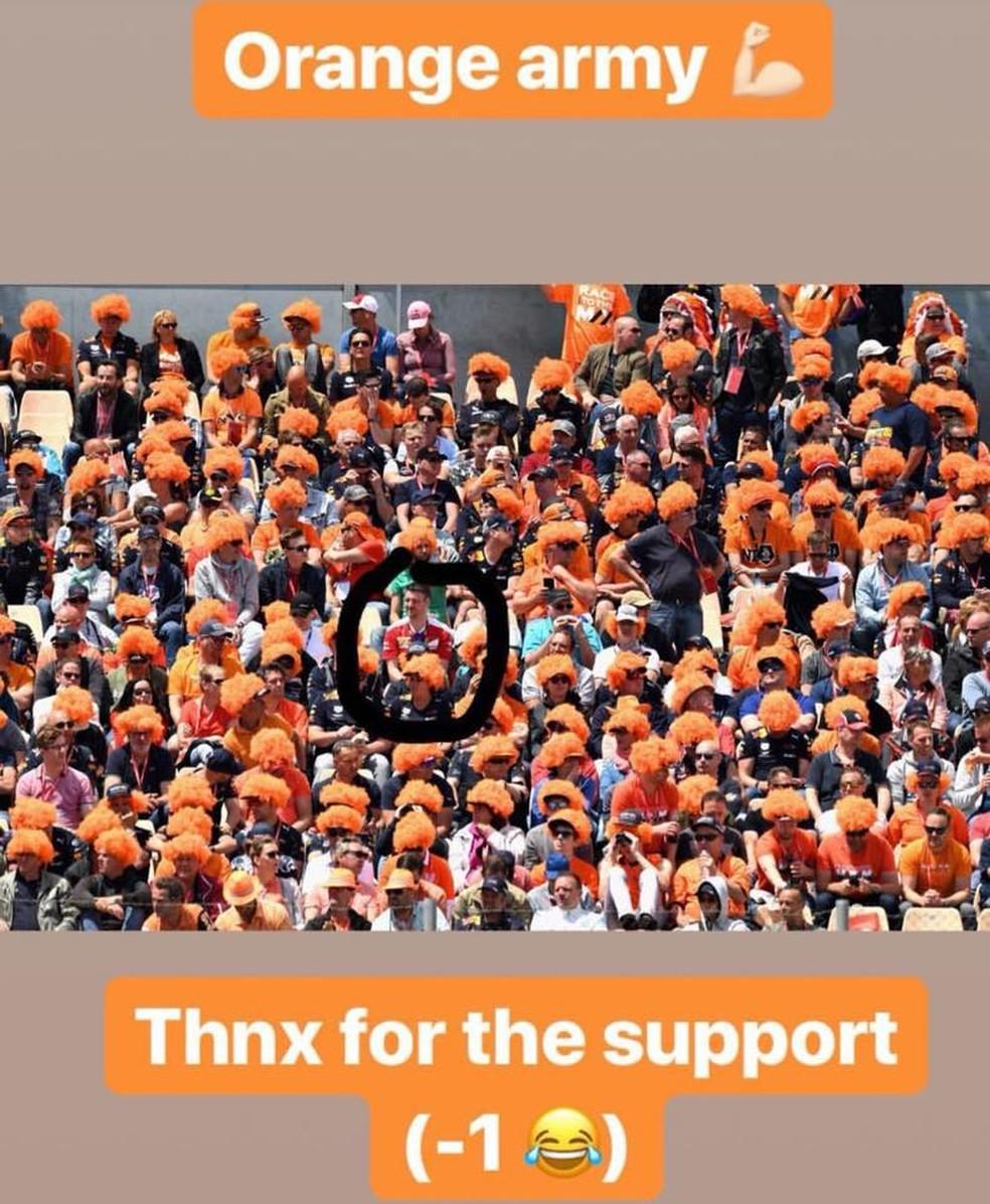 Orange Army (Foto: Reprodução)