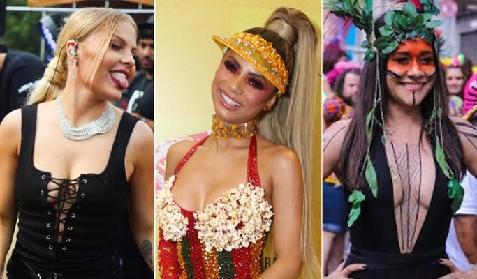Carnaval em SP: Saiba o que rolou e os famosos que foram às ruas
