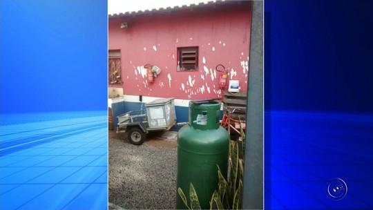 Ladrões furtam botijões de gás em depósito de Neves Paulista