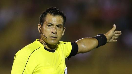 Sul-Americana  árbitro chileno apita Fluminense x Atlético-PR  brasileiro  vai comandar o VAR  2b3c765202cf4