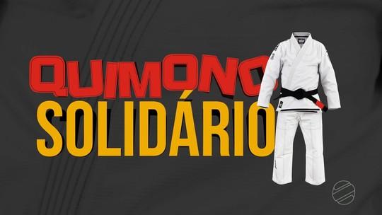 """Campanha """"Quimono Solidário"""" colabora com atletas de esportes de lutas"""