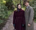 Ruth Wilson e Iain Glen em 'Mrs. Wilson' | Divulgação