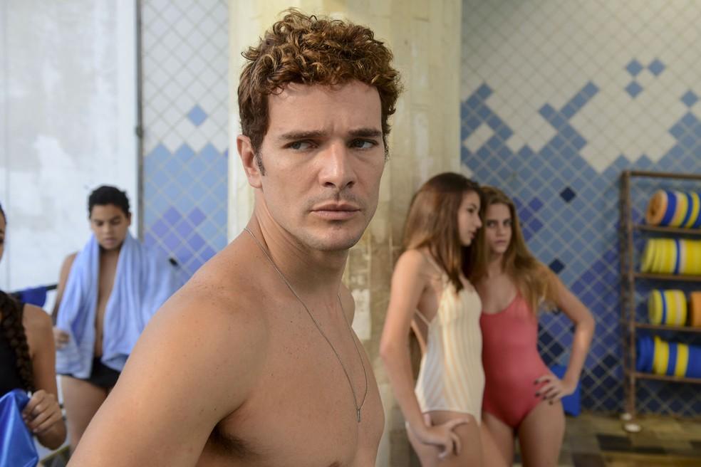 Daniel de Oliveira em cena de 'Aos teus olhos' (Foto: Divulgação)