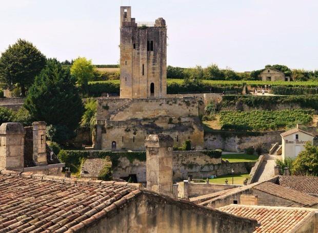 Saint-Emilion, Bordeaux, França (Foto: See Bordeaux/ Reprodução)