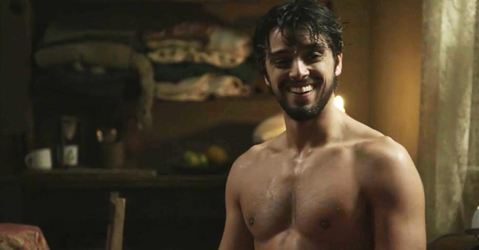 Alguém aí ficou feliz com esse reencontro? #fofos ??? (Foto: TV Globo)