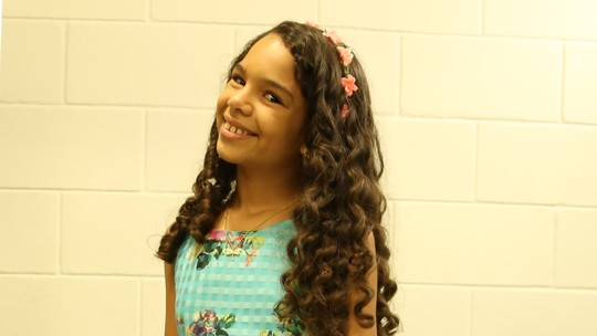 Jamille Silva, do 'The Voice Kids', comemora reconhecimento nas ruas: 'Acho muito legal'