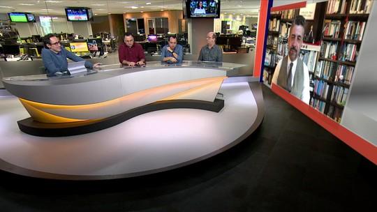 """Ariel Palacios diz que analistas argentinos tratam seleção como uma """"alma penada""""; pênalti é questionado"""