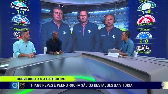 Para comentaristas, vaga do Cruzeiro na semi da Copa do Brasil está encaminhada, mas não definida