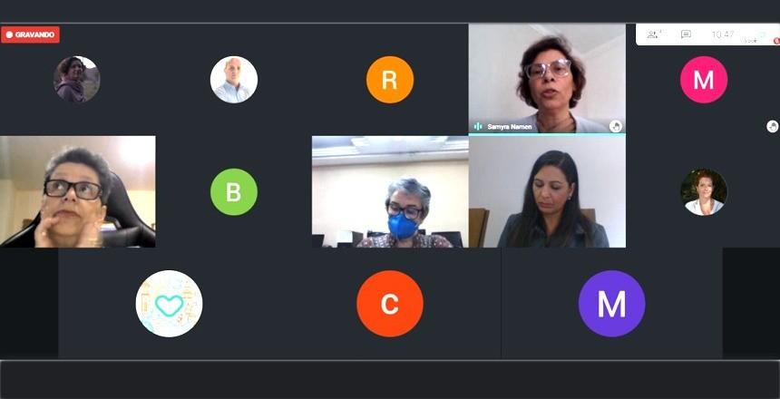 Grupo de trabalho se reúne para avaliar protocolos de retorno às aulas presenciais em Juiz de Fora