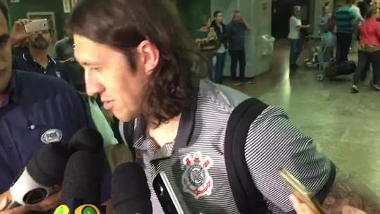 """Cássio admite secar o Santos contra o Vitória: """"Pensamos em ser campeões"""""""