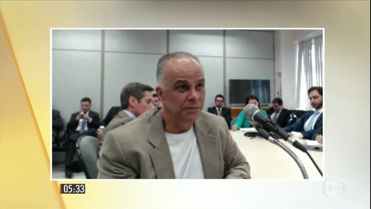 Juiz Sérgio Moro ouve Marcos Valério e ex-tesoureiro do PT Delúbio Soares