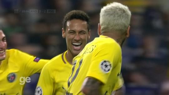 Protagonismo e liberdade: veja o que mudou para Neymar em 10 jogos no PSG
