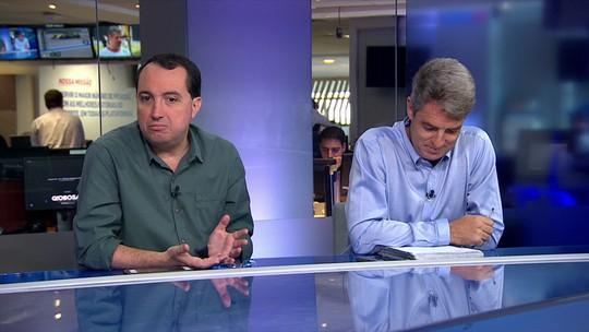 """Carlos Cereto critica cartão de Gabigol: """"Não pode ter essas recaídas"""""""