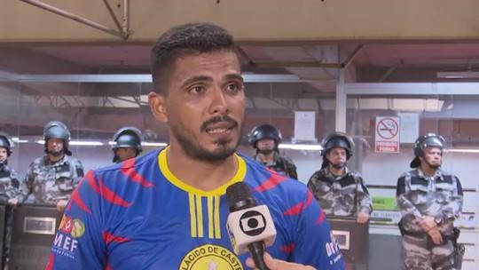 Após reestreia com dois gols em clássico, atacante revela 'premonição' de filha de 5 anos