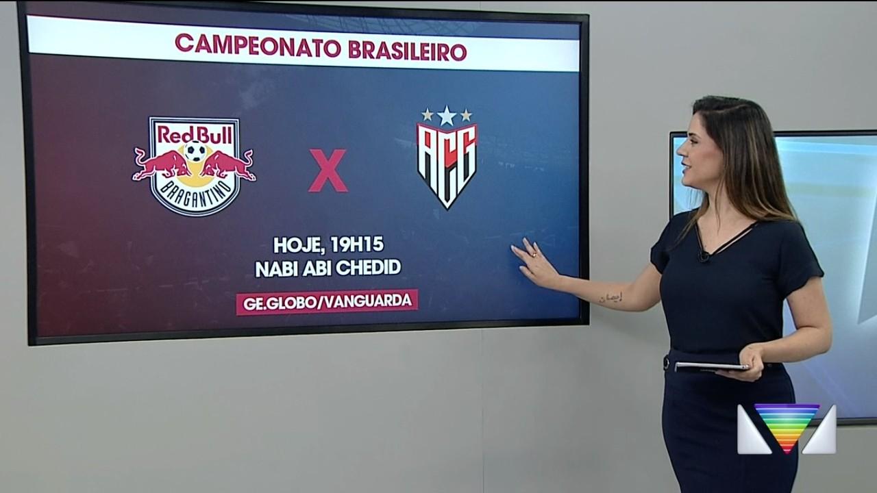 Esporte: Bragantino joga no Brasileirão e Vôlei Taubaté pela Superliga