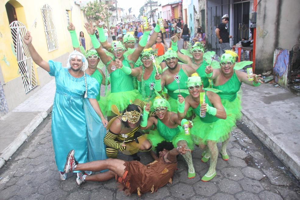 Carnaval Vigia — Foto: Igor Mota/ O Liberal