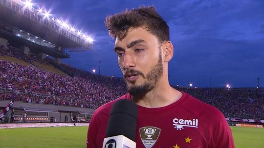 Rafael faz balanço positivo da temporada do Cruzeiro