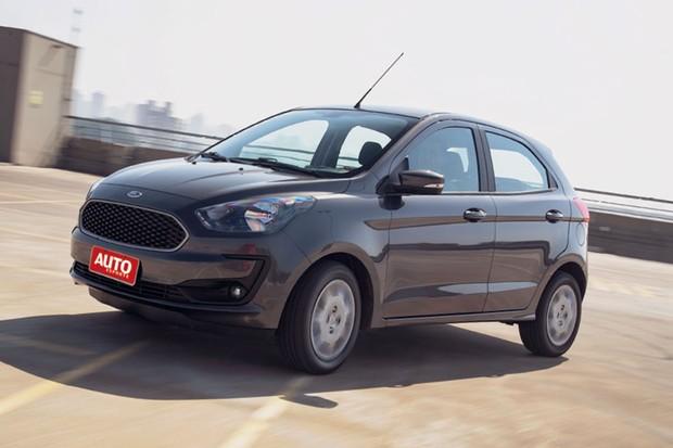 Ford Ka Perde Equipamentos Mas Se Destaca No Mercado Porque O