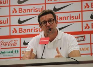 Daniel Cravo - advogado do Inter - caso Victor Ramos (Foto: Diego Guichard/GloboEsporte.com)