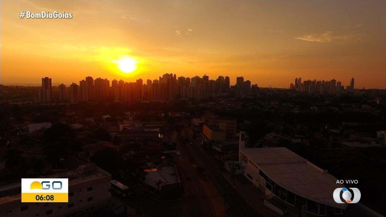 Veja como fica a previsão do tempo em Goiás nesta sexta-feira (16)