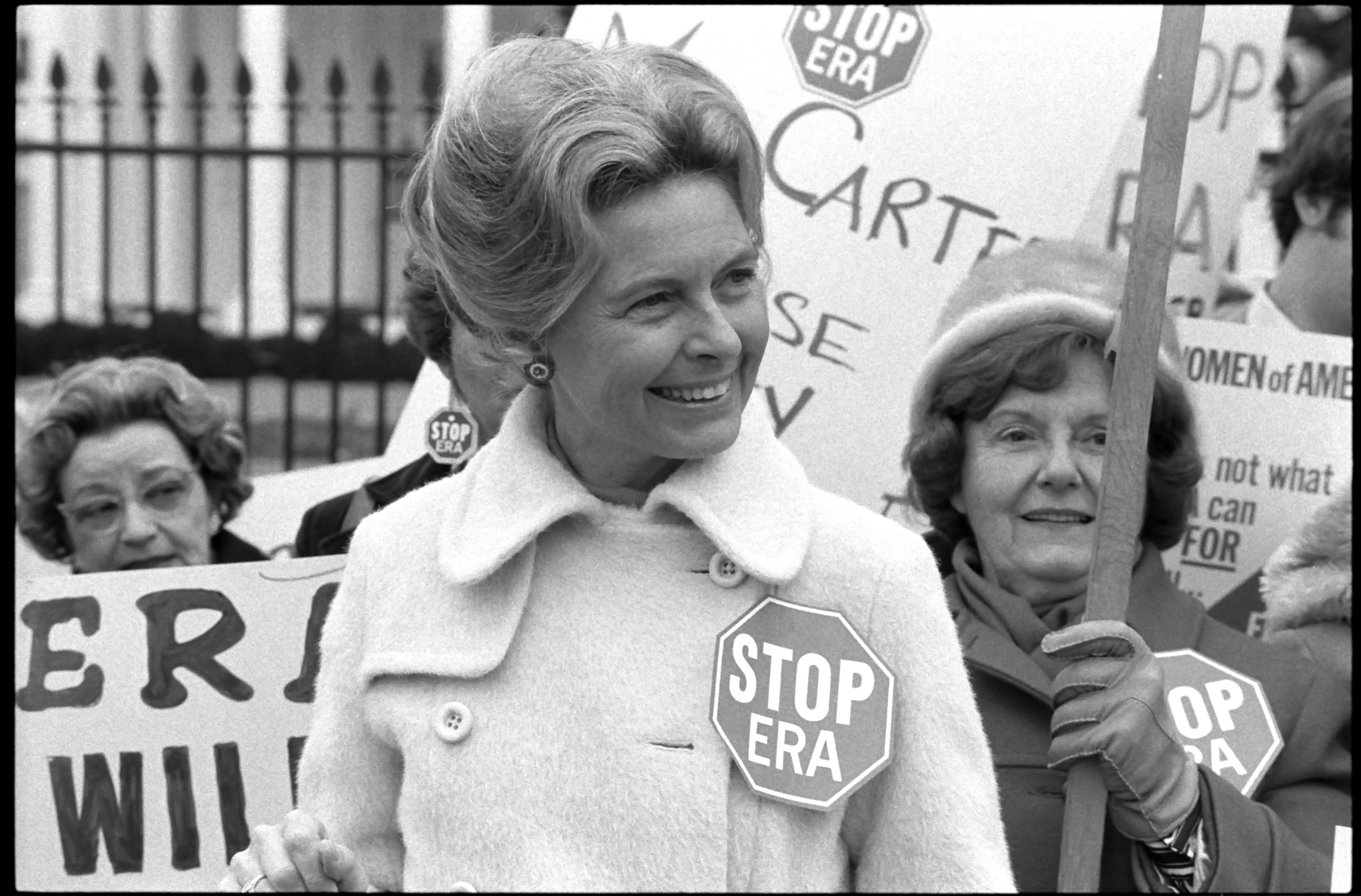 Phyllis Schlafly (Foto: Wikimedia Commons)
