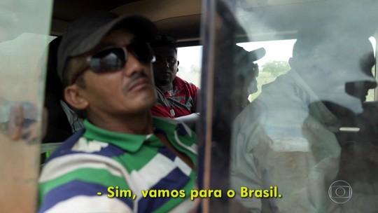Cubanos atravessam o Brasil de norte a sul para tentar vida nova no Uruguai