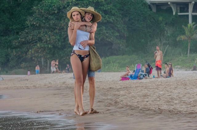 Carolina Chalita e Gabriel Chadan (Foto: Divulgação)