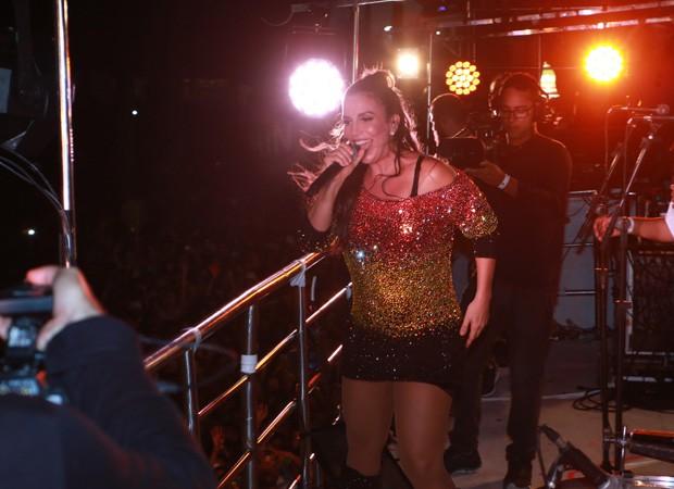 Ivete Sangalo (Foto: Denilson e Dilson Silva/Agnews)