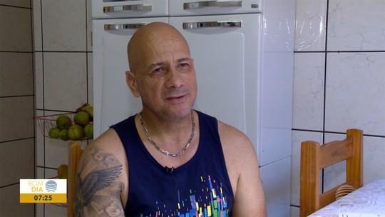 """Professor de 57 anos faz """"única escolha possível"""", emagrece 22kg e baixa índice do diabetes"""